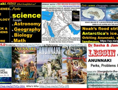 4 RIVERS OF EDEN & THE ANTARCTIC LANDMASS: Geography Perks from Sitchin & the Anunnaki: Geography Perks from Sitchin & the Anunnaki